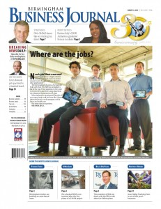 Birmingham Business Journal Cover