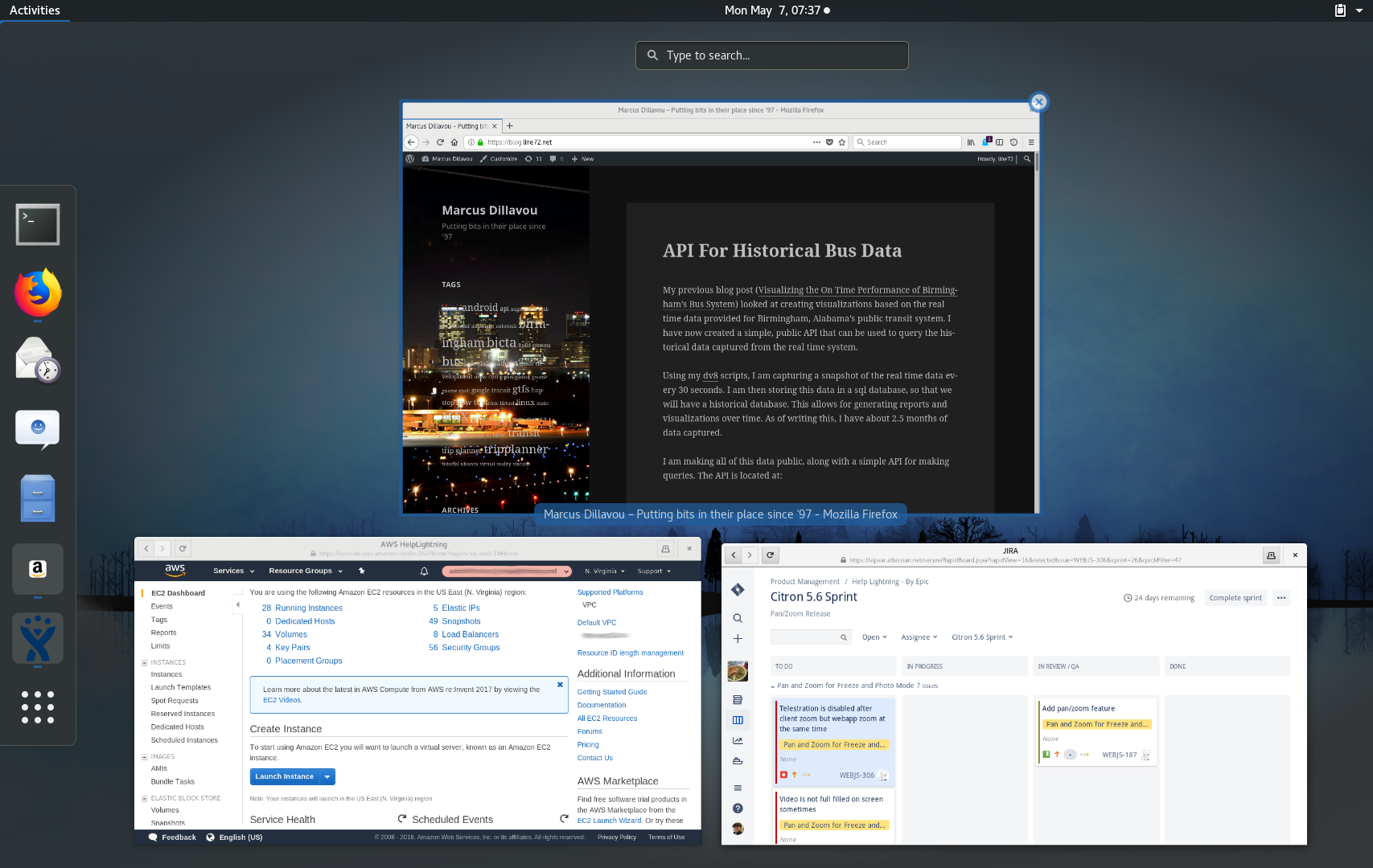 Supporting Deep links in Linux with Gnome and Epiphany Web